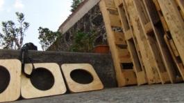 Todo preparado para el primer #tallerdebañosecovivo en CDMX feb 2015