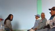 Fue la primera comunidad en recibirnos con nuestra charla sobre el baño seco vivo