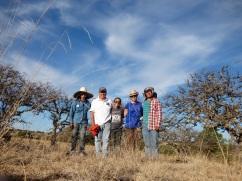 Trabajando en el diagnóstico ambiental en Zacatecas